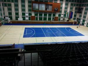 спортна зала